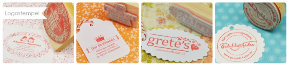 Individuelle Stempel