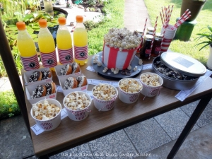 Aufkleber Movie Night - Bild 3