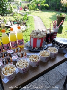 Aufkleber Movie Night - Bild 4