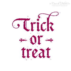 Motivstempel Trick or Treat