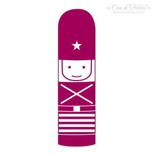 Motivstempel Toy Soldier Stripes