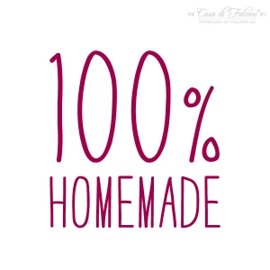 Textstempel Simple 100% Homemade