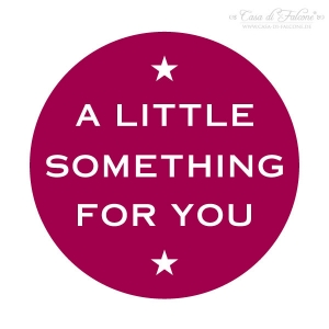 Motivstempel A little something for you