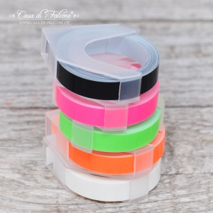 Tape-Set NEON für Label Maker