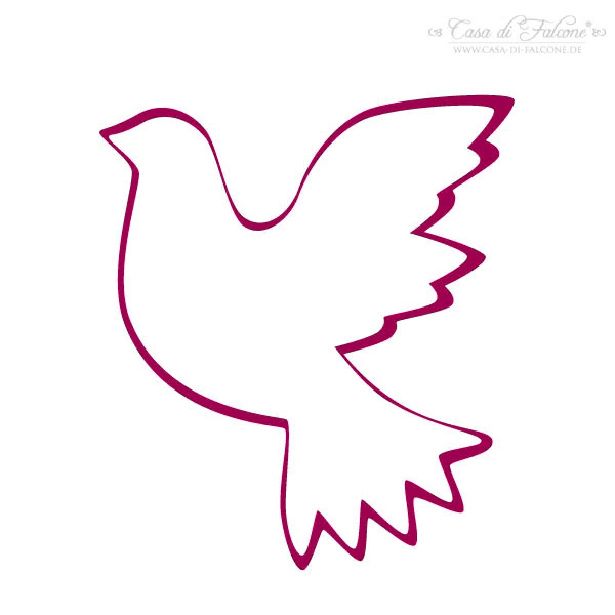 Taubenmuster Verwenden Sie Den Druckbaren 7