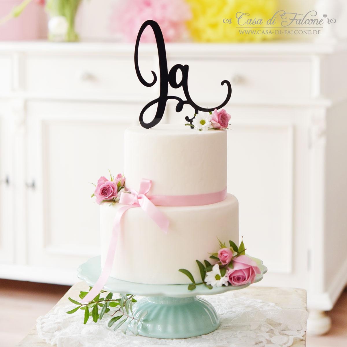 Mrs Mrs Cake Topper