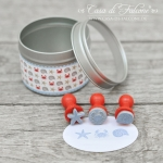 Mini Stempel Set Am Meer