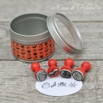 Mini Stempel Set Halloween