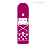 Motivstempel Toy Soldier Dots