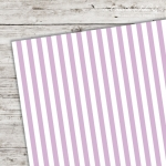 A5 Karton Stripes lavendel