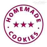 Motivstempel Homemade Cookies
