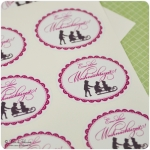 Stickerbogen Winterkinder