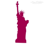 Motivstempel Miss Liberty