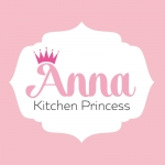 personalisierte Kinderschürze - Kitchen princess