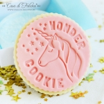 Keksstempel Einhorn Wonder Cookie